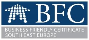 Цертификат БФЦ