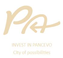 нвестирајте у Панчево - банер