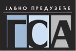 Лого ЈП ГСА