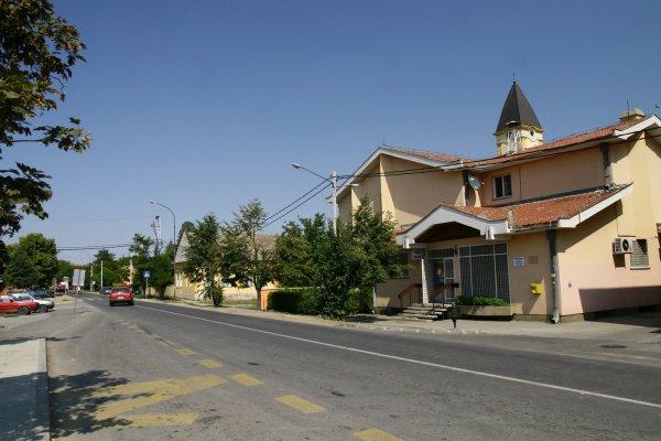 Starcevo Grad Pancevo