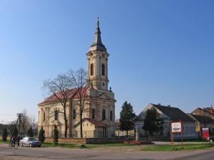 Banatsko novo selo crkva