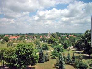 Panorama leti Glogonj