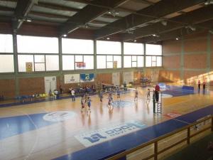 Спортска хала Панчево