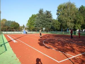 ЈКП Младост кошаркашки терен