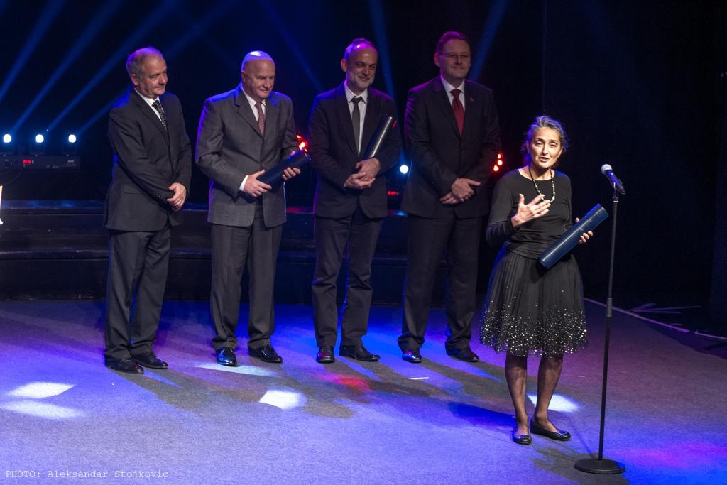 Dodela novembarskih nagrada - Dan grada 2015