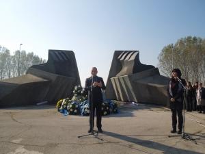 Ambasador Izraela na komemoraciji Jevrejima