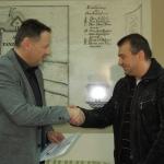 gradonacelnik urucio nagradu