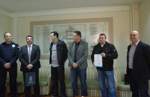 policajac meseca za oktobar - Pančevo i Južnobanatski okrug
