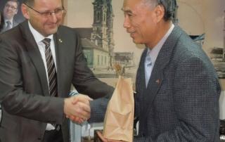 Poseta kineskog ambasadora