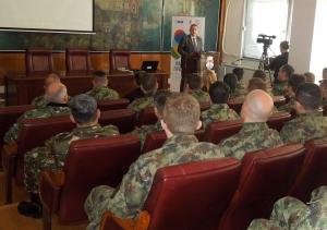 gradonacelnik o Pancevu polaznicima vojnog usavrsavanja