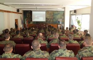 polaznici vojnog usavrsavanja u poseti Pancevu
