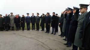 predstavnici delegacija na komemoraciji