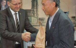 Посета кинеског амбасадора