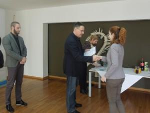 gradonacelnik - dodela nagrada