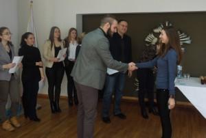 marko radakovic - dodela nagrada