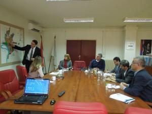 ambasador irana u pancevu sastanak