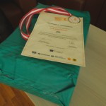 nagrada vuku za poznavanje saobracaja i diploma sa takmicenja