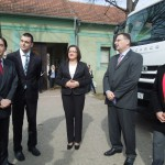 ministarka gradonacelnik i ambasador donacija japana