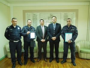 policajac meseca februar