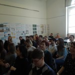 studenti diskusija