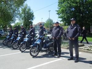 skuteri za policijsku upravu