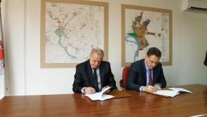 potpisivanje ugovora o donaciji lekova