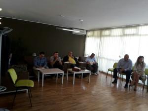 """""""Састанак за појашњења"""" са 14 потенцијалних добављача соларног система"""