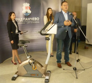 Панчево - први град са бициклофонима