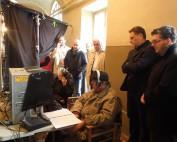 snimanje scene