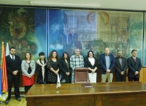 Потписници Споразума о сарадњи против насиља у породици