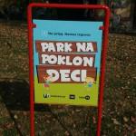 Парк у Панчеву