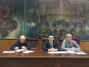 Treća redovna sednica Gradskog štaba za vanredne situacije grada Pančeva