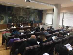 Трећа редовна седница Градског штаба за ванредне ситуације града Панчева