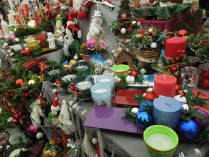 Свечано отворање VI Новогодишњег базара