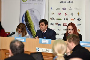 "City of Pancevo presented Project ""Banat sun 4 all "" on the VII International CEDEF Energy Forum ""Energy efficient and smart cities"""