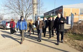 Тренинг за техничка лица из Румуније и Србије