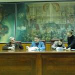 Градоначелник при потписивању уговора