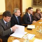 Договор о почетку пројекта обнове Опште болнице у Панчеву