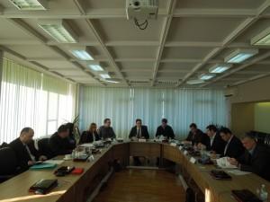 Прва седница Скупштине оснивача агенције