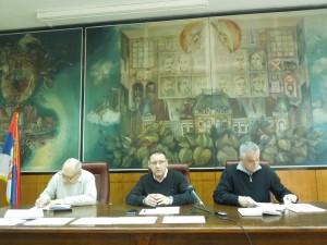 Седница Градског штаба за ванредне ситуације града Панчева