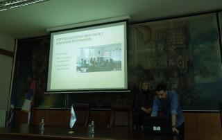 Представљање реализованих пројеката - презентација школе Мара Мандић