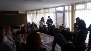 Одржавање презентације планске документације града Панчева студентима Архитеконског факултета - слика 2