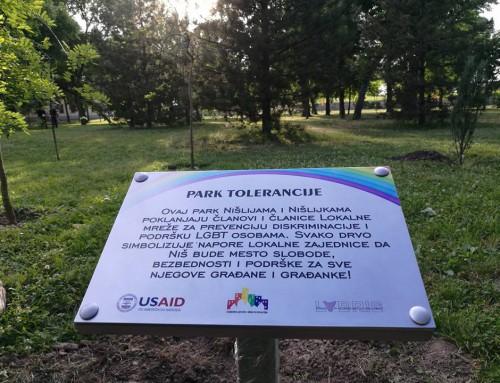 """Панчево на конференцији """"Умрежени за побољшање положаја ЛГБТ особа у Србији"""""""