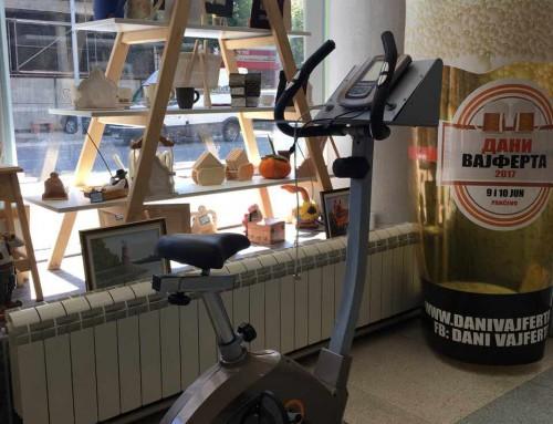 Бициклофон на новим локацијама