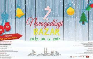 Новогодишњи базар - билборд