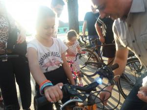 Акција за бициклисте