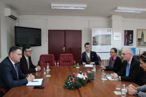 Састанак немачког амбасадора и Градоначелника