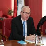 Амбасадор Савезне Републике Немачке у Србији, Њ.Е. Томас Шиб