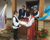 Свечано отворање Етно–куће буковинских Секељ-Мађара