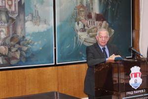 Потписивање Споразума о пружању бесповратне финансијске помоћи - амбасадор Бугарске